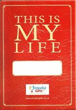 This is My Life: Life Story Book , document life stories, reminiscence, memories
