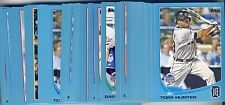 (400) 2013 Topps Update BLUE PARALLEL WALMART Insert Card LOT QTY Available