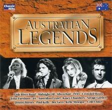 AUSTRALIAN LEGENDS 2CD LRB Midnight Oil Silverchair INXS Cold Chisel Farnham Jet