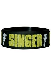 Singer Rubber Wristband - NEW & OFFICIAL