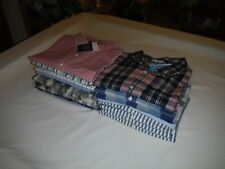Big&Tall Short Sleeve Button front Shirts Croft & Barrow 4XB,3XB,2XB,3XLT,XLT,LT