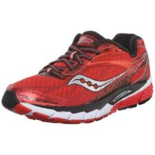 Saucony Ride 8 Womens Shoes Running Sneakers Ride Red