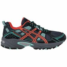 Asics Gel Venture 4 GS Charcoal Youth Trainers