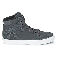 Supra Vaider Grey Mens Trainers