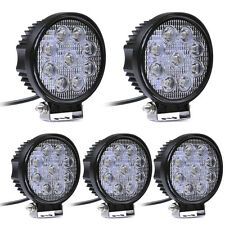 27W 9 LED Work Light Cool White Offroad Scheinwerfer 12V 24V 10-30V Flutlicht