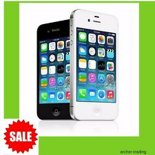 Apple iPhone 4S GSM 16GB AT&T  STRAIGHT TALK AT&T SIM cards smartphone