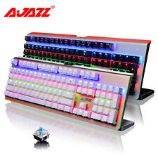 Ajazz AK49 USB Wired LED Backlight illuminated Gaming Mechanical Keyboard