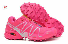 2016 New Women's Salomon Speedcross 3 Athletic Running Outdoor Hiking Shoes