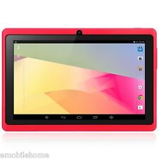Q88 Tablet PC Quad Core A33 1.2GHz 7 inch Screen Android 4.4 OTG WiFi 4GB ROM