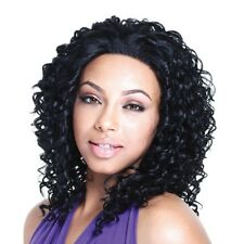 ALEXA - R&B COLLECTION FUTURA SYNTHETIC LACE FRONT WIG CURLY MEDIUM