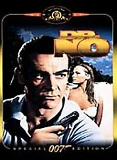 Dr. No - James Bond Dvd Sean Connery w/booklet