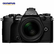Olympus OM-D E-M5 Mark II M.ZUIKO 12-50mm F3.5-6.3 Zoom EZ Len Kit Silver,Black