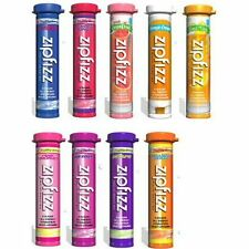 Zipfizz Healthy Energy Drink Mix, 30 Tubes, All Flavors