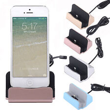 Micro USB Dock Charge Cradle Docking Station For Samsung Galaxy S7/S7Edge S6 HTC