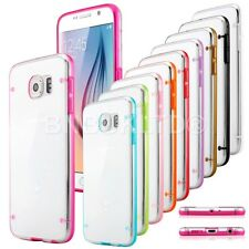 TPU Rubber Gel Ultra Thin Transparent Clear Hard Back Case Cover for mobiles