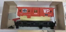 Athearn/Branchline 11304 Bay Window Caboose Western Pacific MIB HO Kit