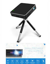 Mini Portable DLP Projector WiFi Wireless Miracast/ Airplay LED Video HDMI P68