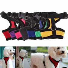 Practical Dog Cat Vest Walk Collar Safety Strap Soft Mesh Pet Control Harness