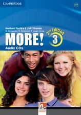 More! Level 3 by P. Lewis-Jones, Jeff Stranks, G. Gerngross, Herbert Puchta and