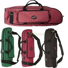 3 Colors High Quality Nylon Senior padded Trumpet Soft Case Gig Bag