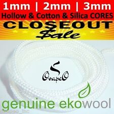 CLEARANCE SALE on GENUINE EKOWOOL 5,10,20,50ft FREE SHIPPING w/TRACKING