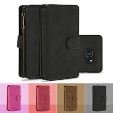 Flip Wallet Case PU Leather Magnetic Card Stand Cover for Galaxy Note 7 iPhone 7
