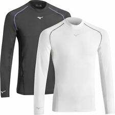 Mizuno 2016 Drylite Training Baselayer Top Mens Long Sleeve Golf Shirt