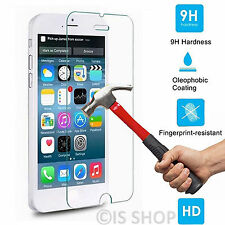 Anti Scratch Tempered Glass Screen Protector Cover Film For iPhone 4 5 6 6 Plus