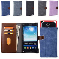 KroO Matrix 2 Universal Wallet Case Cover & Stand for Smartphone Phablets XXM2-3