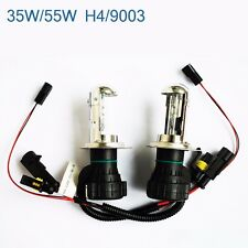 Bi xenon HID Hi/Lo beam Replacement Bulbs  H4 H13 9003 9004 9007 35W/55W