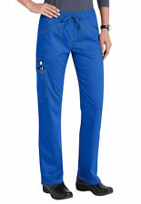 Dickies Medical Scrubs Women's Essence Royal Straight Leg Pants Sz XS-XXL NWT