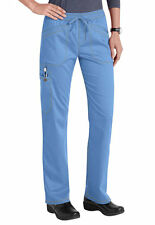 Dickies Medical Scrubs Women's Essence CBL Straight Leg Pants Sz XS-XXL NWT