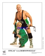 Fit Finlay Hornswoggle WWF WWE Wrestling Promo print picture photo 001