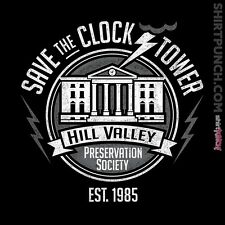 BACK TO THE FUTURE Marty McFly Doc Brown Hill Valley DeLorean Mens T-Shirt M-2XL