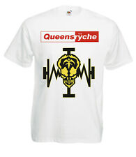 Queensryche Operation Mindcrime white T shirt