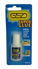 GSD Super Glue 5g Adhesive For Metal,Plastic,Paper,Glass,Shoe,wood,rubber
