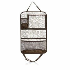 NEW Thirty-one HANG-UP ACTIVITY ORGANIZER Taupe Playful Parade