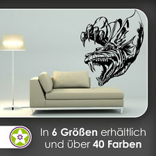 waf0007 - Dragon Claw Wall tattoo KIWISTAR - Sticker Wall Sticker