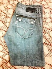 Silvertab by Levis, slim fit, boot cut, blue denim jeans,  size 34 X 32 - Nice!!
