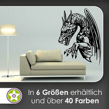 waf0024 - Dragon Claw Wall tattoo KIWISTAR - Sticker Wall Sticker