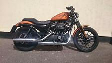 HARLEY DAVIDSON XL 883 N IRON 2014 ONLY 668 MILES FROM NEW