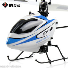 WLtoys V911 2.4G 4CH 3-Axis Gyro RTF Remote Control Helicopter Aircraft Toy.