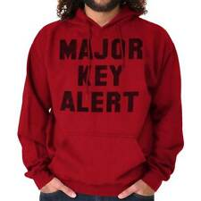 Major Key Alert DJ Khaled They Don't Want You Success Funny Hoodie Sweatshirt