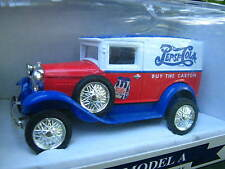 1:43 1/43 Liberty Classics Spec Cast PEPSI COLA Ford Model A DELIVERY VAN NIB