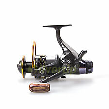 Yumoshi Spinning Fishing Surf Reel Carp Front Rear Drag Bait MG 30 60 Runner New