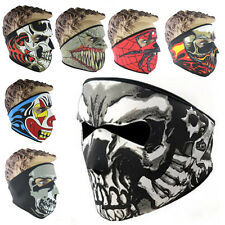 Balaclavas Neoprene CS Winter Neck Warm Face Mask Veil Sport Motorcycle Bike 1PC