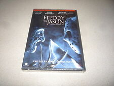 FREDDY VS. JASON DVD BRAND NEW AND SEALED FREE UK POSTAGE COST'S