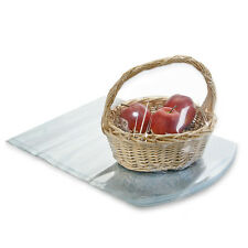 "SELECT QTY Gift Basket PVC Heat Shrink Wrap Film 12x18 Fitted Dome Bag 12"" x 18"""