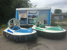 Hovercraft business opportunity! 2 corporate craft, spares and training!