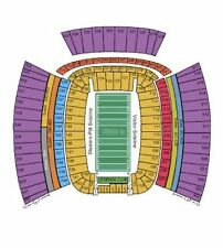 Pittsburgh Steelers vs Kansas City Chiefs Tickets 10/02/16  Lower Level